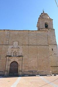 Iglesia de la Asunción de Nuestra Señora, Villamor de los Escuderos 02.jpg