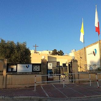 Iklin - Centre of Iklin - Community Parish dedicated to the Holy Family