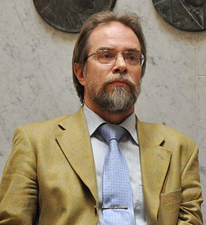 Ilkka Hanski Finnish scientist