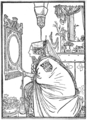 Illustration at page 210 in Grimm's Household Tales (Edwardes, Bell).png