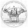 Illustrirte Zeitung (1843) 04 004 2 Medaille zur Erinnerung an das Gesetz vom 11 Juni 1842.PNG