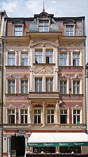 Art Nouveau architecture in Riga Architectural style in Riga