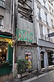 Immeuble en ruine, rue de la Huchette, Paris 5e.jpg