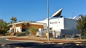 Imparja Television - Imparja Television's headquarters in Alice Springs, 2015