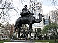 Imperial Camel Corps Memorial in Victoria Embankment Gardens.jpg