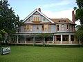 Indian Mound, Rockefeller Cottage, Jekyll Island Club Historic District (Chatham County, Georgia).JPG