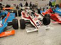 Indianapolis Motor Speedway Museum in 2017 - Racecars 10.jpg