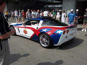 2006 Indianapolis 500 - Image: Indy 500pacecar 2006