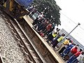 Injured Woman who fell from moving train lying on train Platform3.jpg