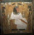 Inside coffin (RMO Leiden, Egypt) (3957107744).jpg