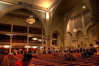 International Islamic University Malaysia - Image: Inside view iium