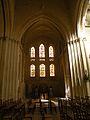 Intérieur de l'église Sainte-Trinité de Falaise 07.JPG