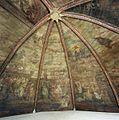 Interieur koor, gewelfschilderingen, overzicht vak 1, 2 en 4 en gedeelte van vak 3, na restauratie - Warmenhuizen - 20356246 - RCE.jpg