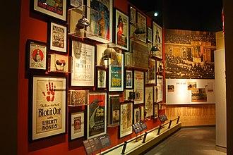 National Infantry Museum - Image: International Stage 04, Propaganda (5143384684)