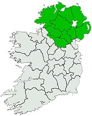 File:Ireland location Ulster.jpg ireland location ulster