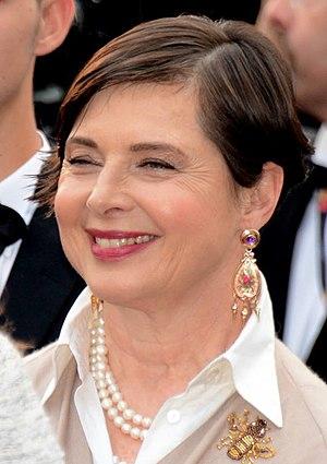 2015 Cannes Film Festival - Isabella Rossellini, Un Certain Regard Jury President