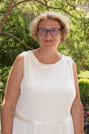 Isabelle Muller-Quoy - Isabelle Muller-Quoy in June 2017.