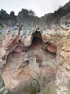 Tabun Cave cave in Israel