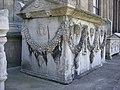 Istanbul - Museo archeol. - Sarcofago, esposto all'esterno - Foto G. Dall'Orto 28-5-2006 02.jpg