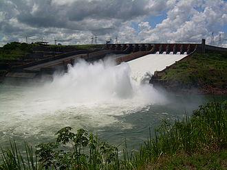 Alto Paraná Department - Itaipú Hydroelectric Dam