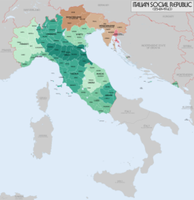 Italian Social Republic Wikipedia - Anti fascismos map us