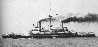 Italian battleship <i>Ammiraglio di Saint Bon</i> battleship