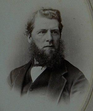 John Francis William, 6th Count de Salis-Soglio - Count de Salis, 1869.