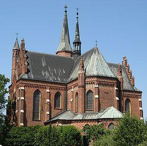 Dunaivtsi - Roman Catholic church in Turek
