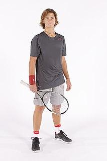 Jeffrey John Wolf American tennis player