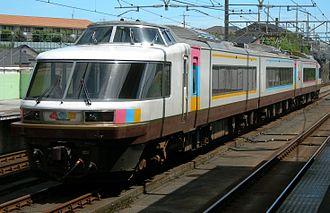 Joyful Train - Image: JRE 485 NODOKA