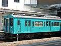 JRW Kuha 104-506 at Takada Station.jpg