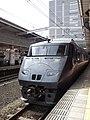 JR Kyushu - Kamome 787系 Front.jpg