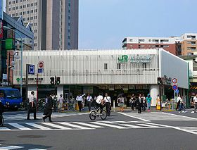 Image illustrative de l'article Gare de Yoyogi