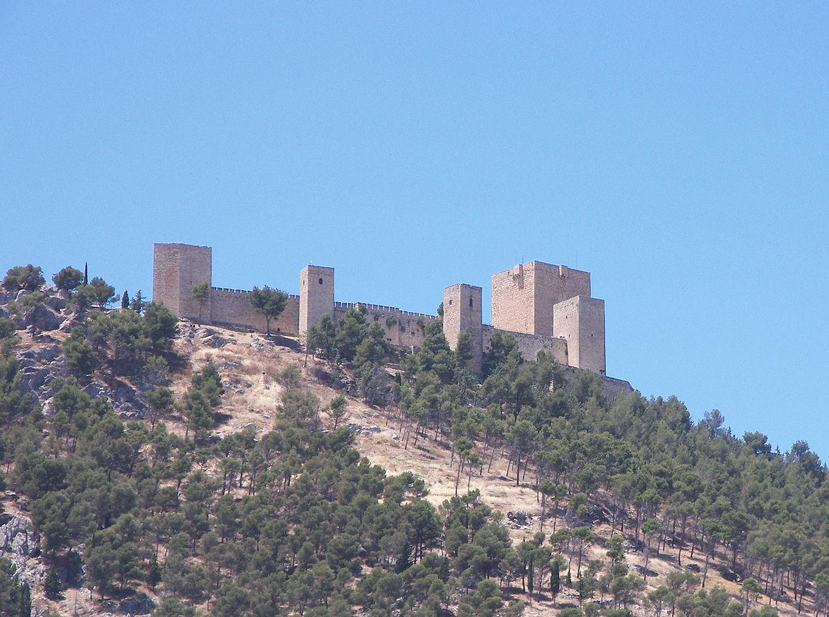 9ddefc7119e Castillo de Santa Catalina (Jaén) - Wikipedia