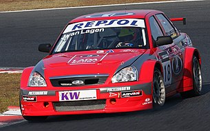 Jaap van Lagen 2009 WTCC Race of Japan (Free Practice).jpg