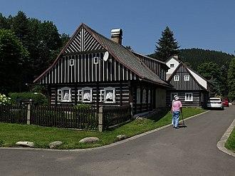 Jablonec nad Jizerou - Timbered cottage in Jablonec nad Jizerou