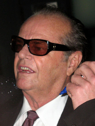 Showtime (basketball) - Actor Jack Nicholson was among the celebrities seen at the Forum.