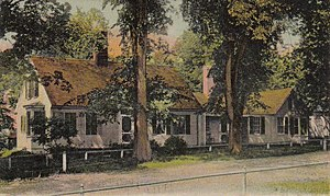 Jacob Abbott - Fewacres in 1906, Abbott's residence at Farmington, Maine