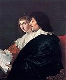 Constantijn Huygens -  Bild