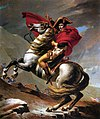 Jacques-Louis David - Napoleon Crossing the Alps - Kunsthistorisches Museum.jpg