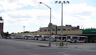 165th Street Bus Terminal Bus terminal in Queens, New York