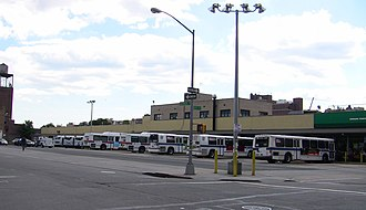 165th Street Bus Terminal - Image: Jamaica 165Terminal