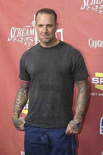 Jesse James (customizer) - Jesse James at the 2007 Scream Awards