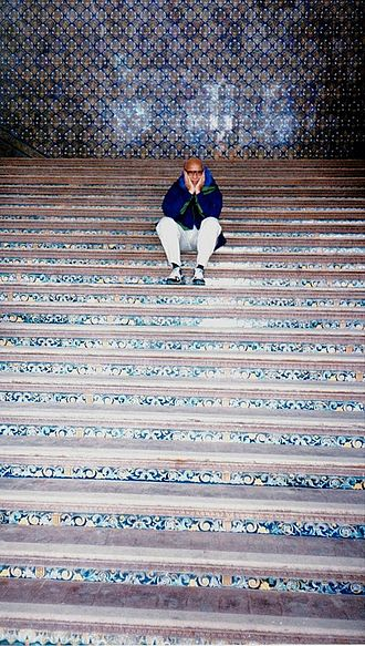 James Anthony (psychoanalyst) - Photo taken during an AACAP sponsored trip to Spain, in 1992.