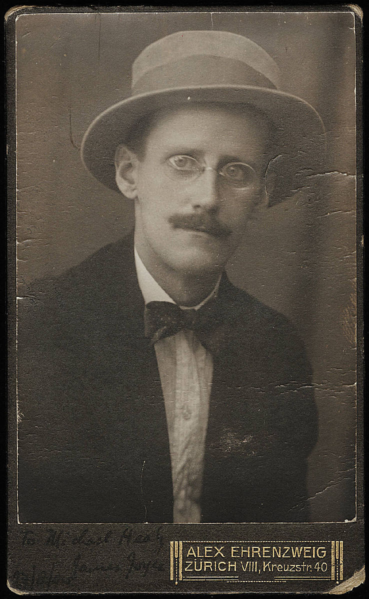 a biography and life work of james augustine joyce an irish novelist and a poet