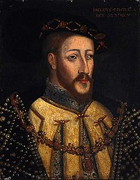 Anonymous portrait of James V, probably contemporary