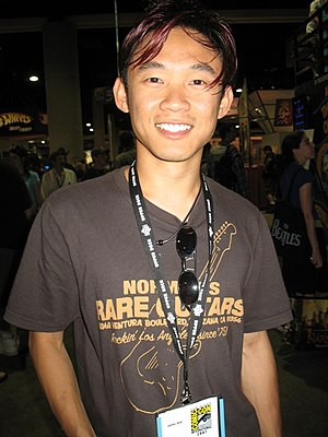 James Wan - Wan at Comic-Con 2007
