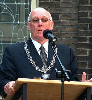 Jan Mans Dutch politician