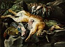 Jan Fyt - Bagged Hare and Game-Fowl - Google Art Project.jpg