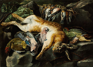 Bagged Hare and Game-Fowl